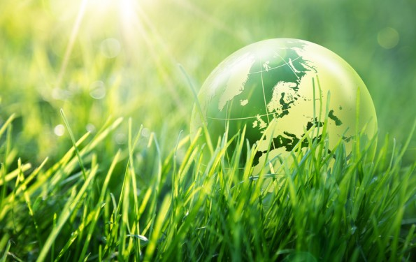 world environmental concept - Europe